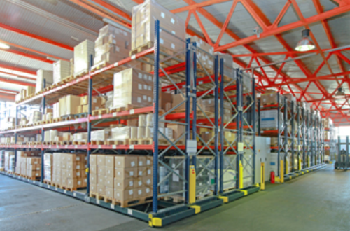 pest free warehouse